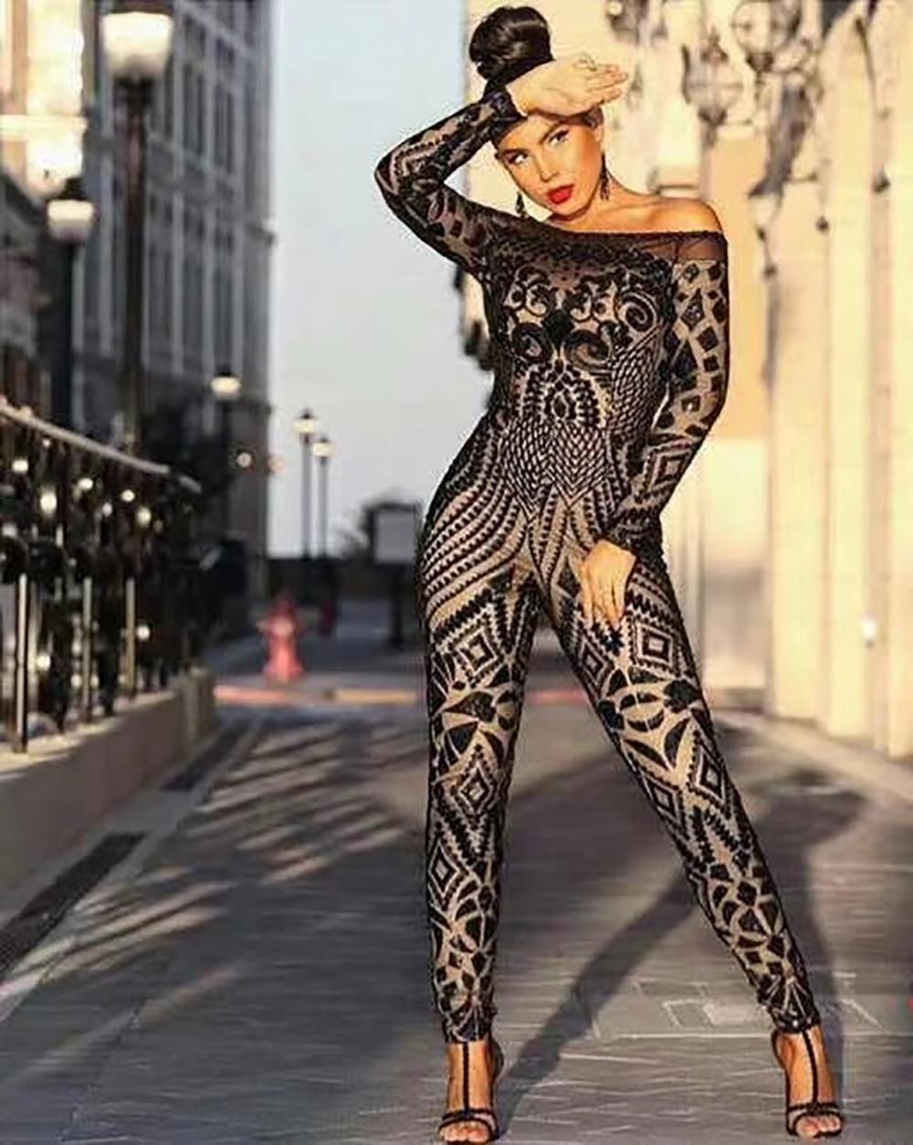 Salopette Glitter Kleezy Détail Style Éléments Dehors À Plusieurs Couture Sequi Minimaliste Maille By813 Africain Night Creusent Sexy Club Sauvage SpMUzVq