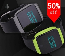 Outdoor Sport Smart Watch Waterproof IP67 Pedometer can use At the time of swimming APP Sleep Monitor For Android IOS