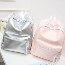 2017 New laser travel packages school backpacks backpacks for men and women, school bags for teenagers bolsa feminina mochila