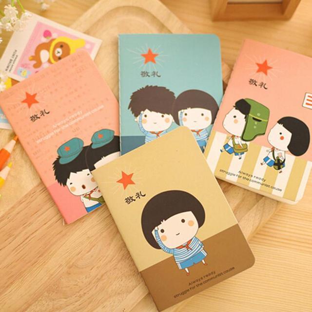 creative office supplies. 1 Pc Korean Cartoon Creative Stationery Notepad Office Supplies School Cute Kawaii Filofax Notebook Diary Students T