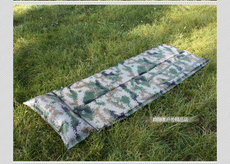 almofada inflável automática mat vezes