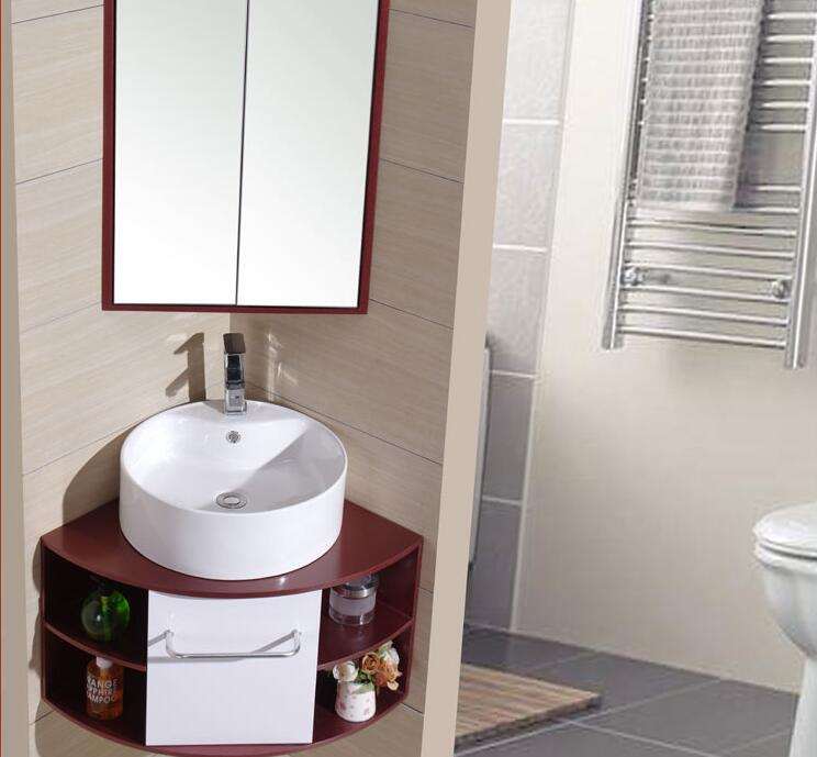 Bathroom corner. 90 degrees of corner bath ark right-angle wash face basin to wash your hands ...