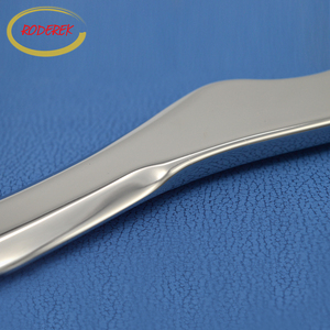 Image 5 - Stainless Steel Guasha Board Long size Gua Sha Tool Body Healthcare Massage Tool For Slimming
