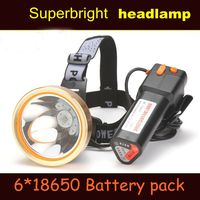 2018 New Powerful Headlight Super Bright L2 Headlamp Rechargeable Flashlight Head Torch LED Lampe for Hunting Fishing