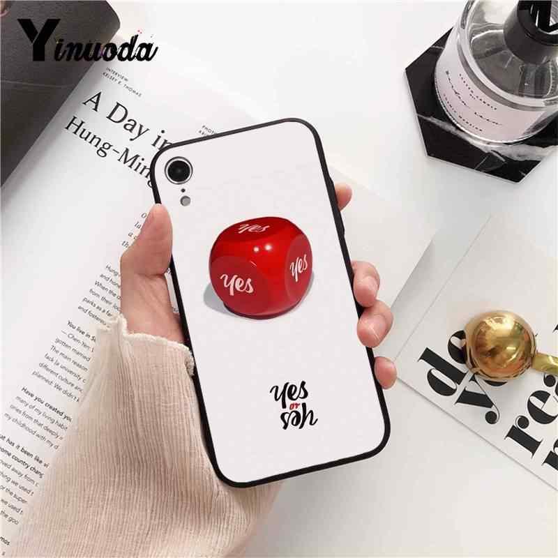 Yinuoda פעמיים מינה Momo Kpop קשה יוקרה ייחודי עיצוב PhoneCase עבור iPhone 8 7 6 6 S 6 בתוספת 5 5S SE XR X XS מקס Coque פגז