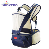 SUNVENO Baby Carrier 0 36Months Summer Breathable Hipseat Carrier baby Ergonomic Sling Baby Carrier