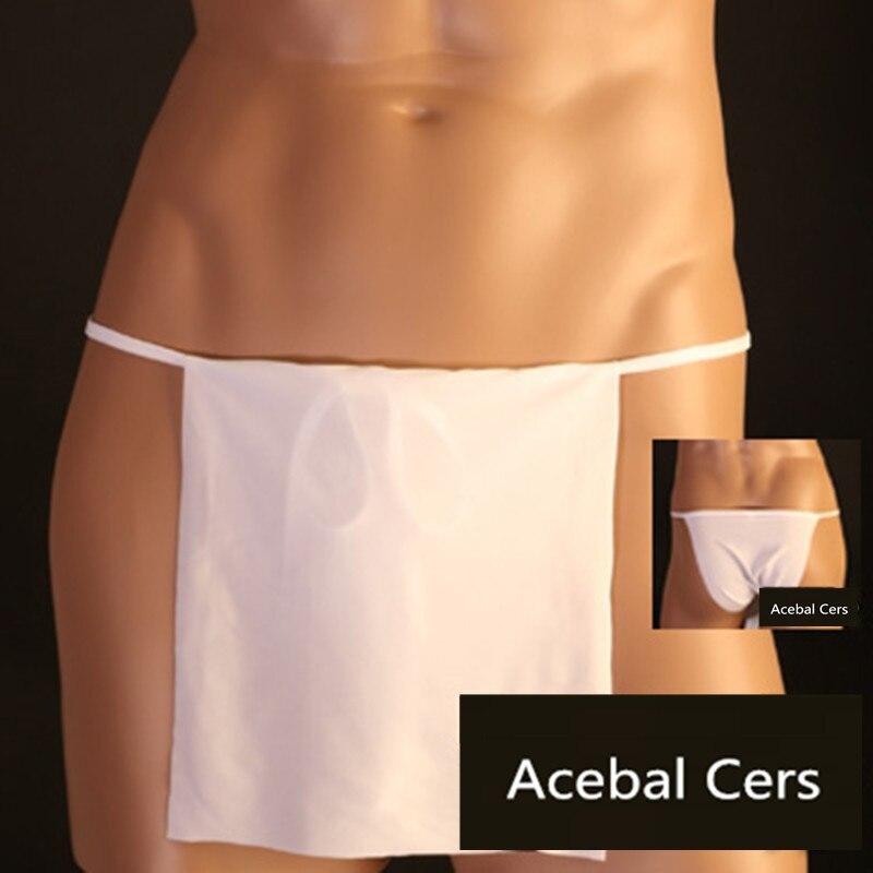 2019 Acebal Cers TM Low Waist Sexy Men Underwear Briefs Gay Penis bag Sexy Men Underwear calzoncillos quality Shorts XXL XL L