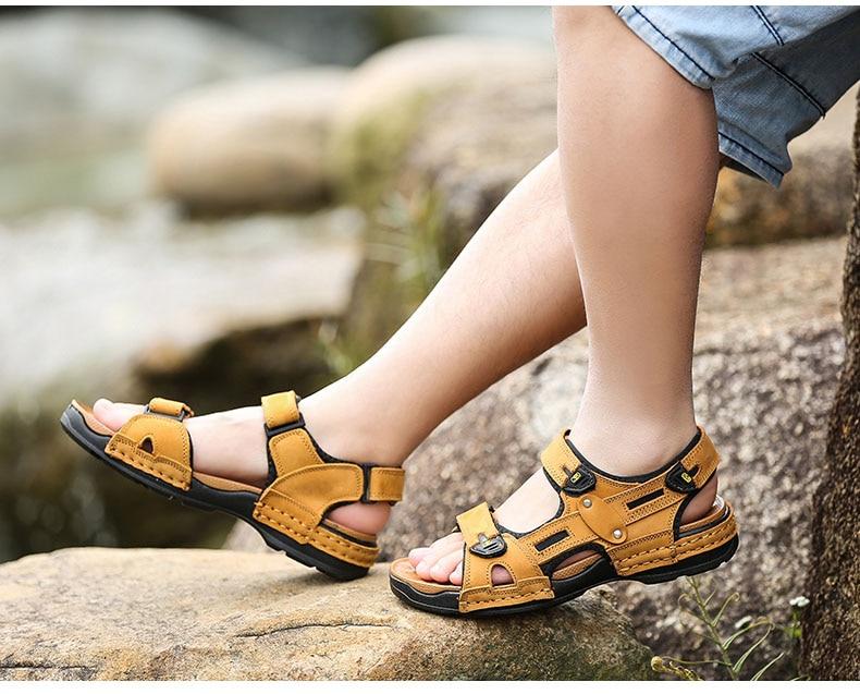 summer-hiking-sandals-genuine-leather-beach-sandals (16)