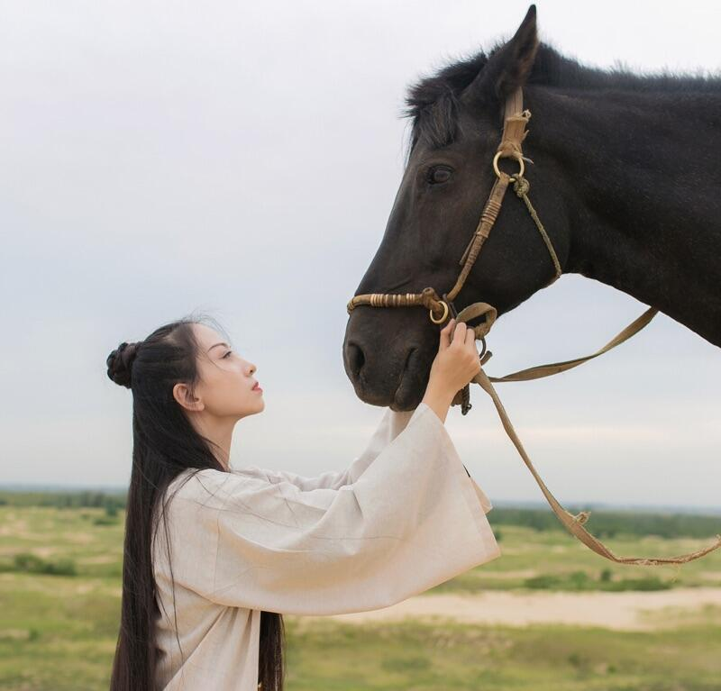 Tang Dynasty Desert Scoundrel Movie Uniform 5