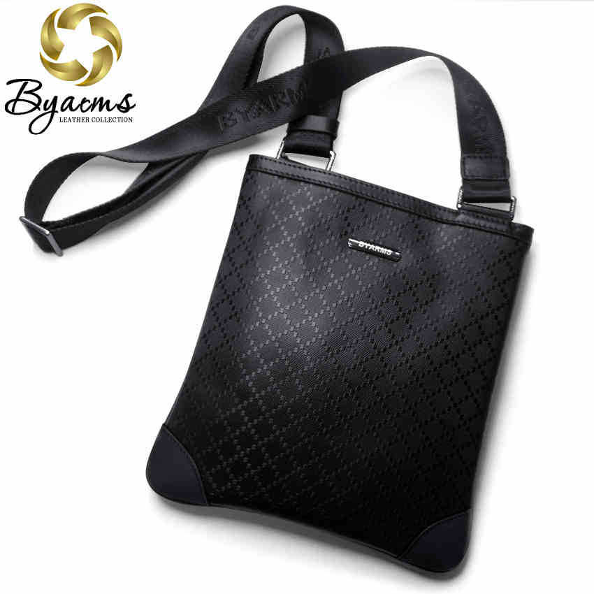 Free Shipping 2 Colors Genuine Leather Men Messenger Bags Genuine Leather Bags Fashion Men Bags 3016