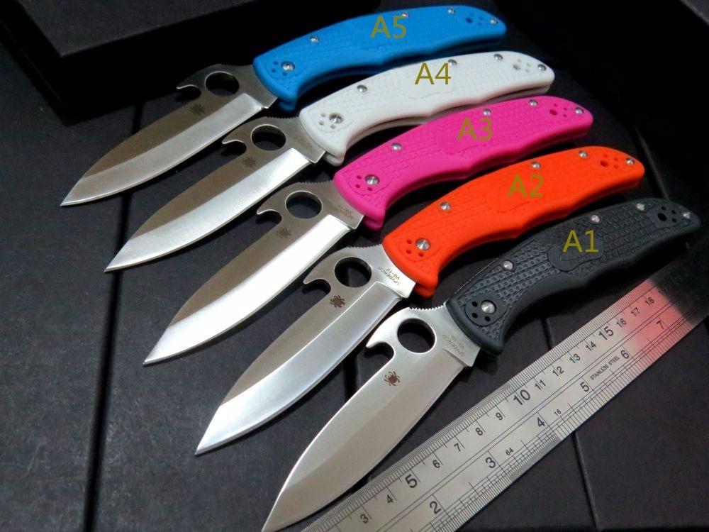 HOT CS GO Karambit Knives C10 SBK2 Matriarch2 Folding Knife 3 5 8 VG10 Serrated Blade