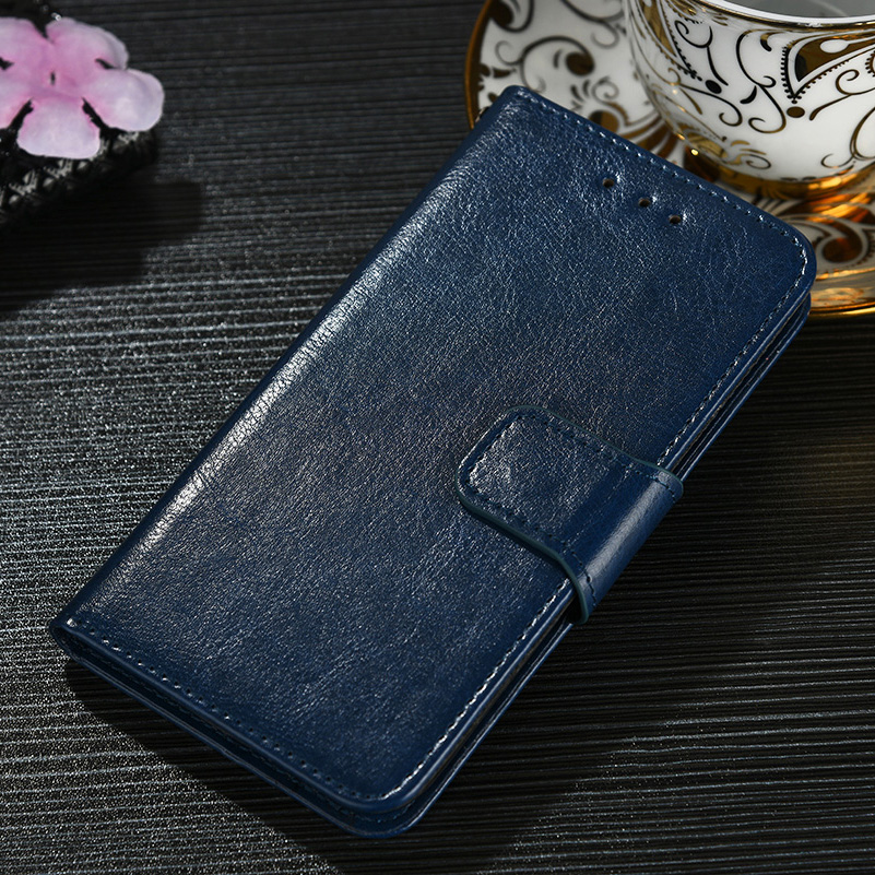 Wallet Case for Xiaomi Redmi Note 4 4x 4 Pro 4A 4X Vintage PU Leather Retro Flip Cover Magnetic Fashion Cases Kickstand Strap in Wallet Cases from Cellphones Telecommunications