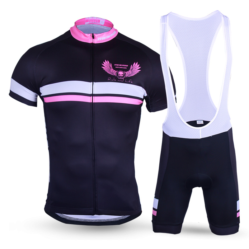 цены Hot Sale Ghost Wings Men Cycling Clothing MTB Bike/Bicycle Jersey Sets Breathable Short Sleeve Outdoor Sportswear Ropa Ciclismo