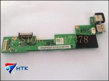 Оригинал для dell v3500 vostro 3500 ноутбук usb зарядное устройство ethernet совета 632vy 0632vy 48.4et06.011