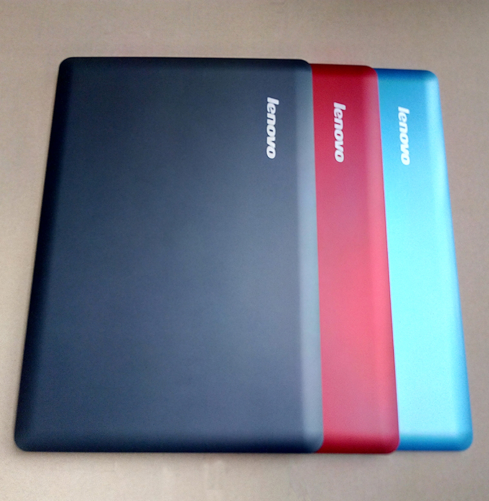 New OEM For Lenovo U410 LCD Rear Back Cover Laptop Shell Notebook Computer Assembly Red Blue