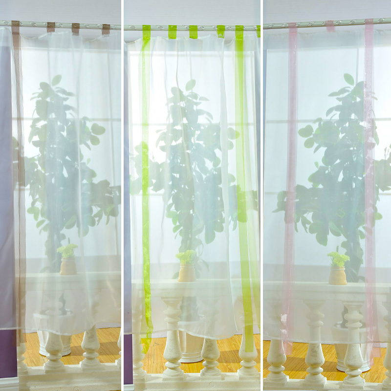 1x Modern Sheer Fashion Window Curtain Kitchen Balcony Window Curtain Voile  Liftable Roman Blinds In Curtains From Home U0026 Garden On Aliexpress.com |  Alibaba ...