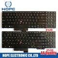 Новый и Оригинальный Ноутбук Клавиатура Для Lenovo Thinkpad E520 E520S E525 E530 E535 E530C E545 США Клавиатура