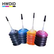 1 set 30ml Universal Refill Ink Kit Compatible Refill Dye Ink For Brother For CANON For Epson For HP Printer All Inkjet Printer