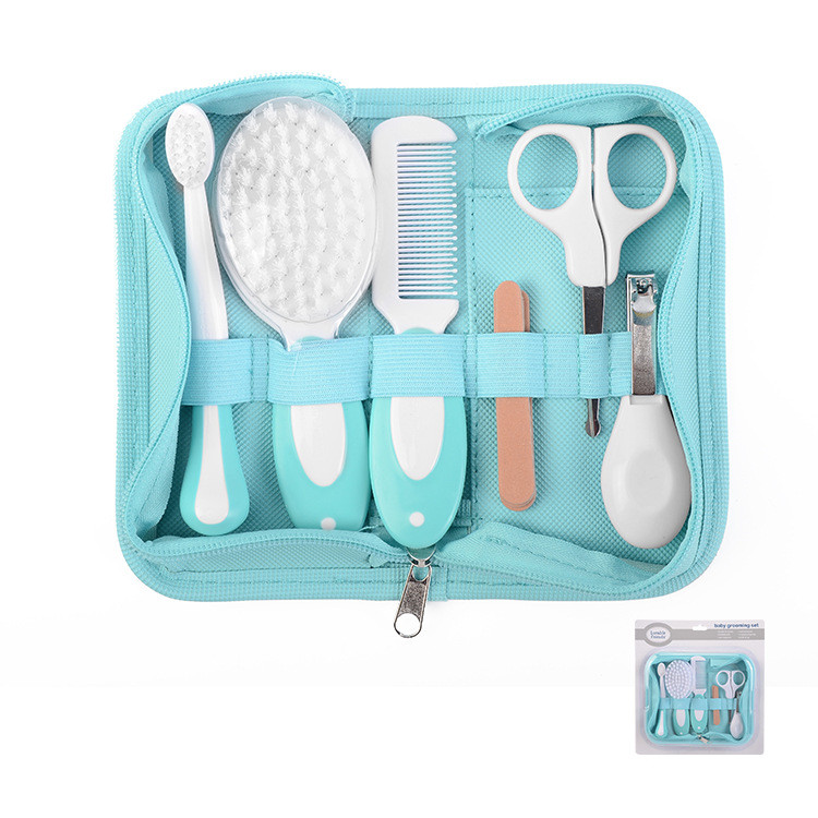 Newborn baby care set nail clipper comb baby supplies