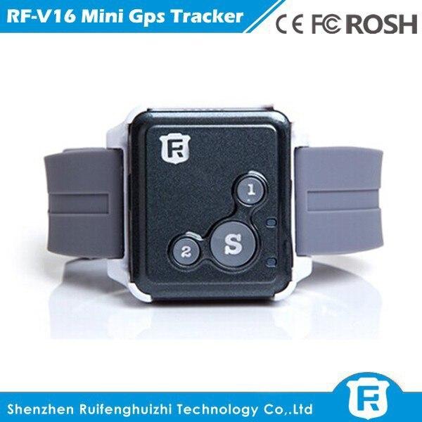 Gps Tracker Bracelet Prisoner Human Tracking Device Child Chip