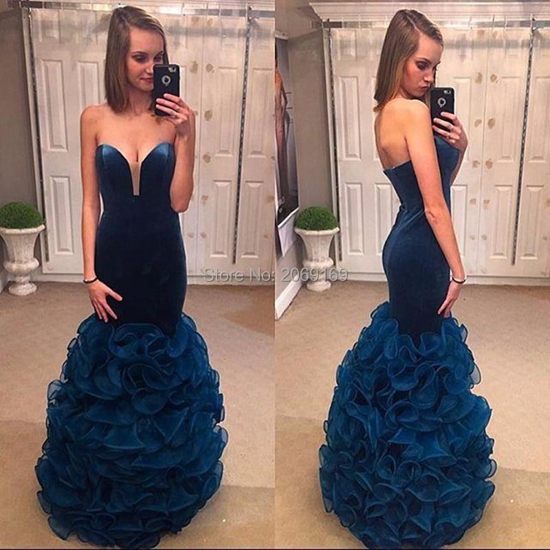 Popular Maroon Evening Dresses