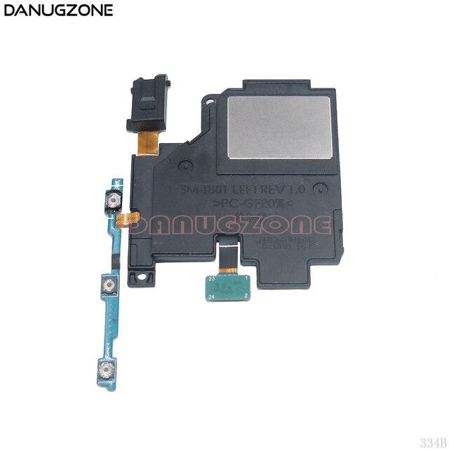 כוח כפתור מתג נפח כפתור על/Off צלצול זמזם רמקול חזק אוזניות אודיו ג ק להגמיש כבלים עבור סמסונג T800 t801 T805