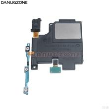 ปุ่มปุ่ม On/Off Ringer Buzzer ลำโพงหูฟังแจ็คสายเคเบิล Flex สำหรับ Samsung T800 t801 T805