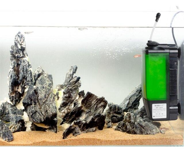 aquarium fish tank internal 3 in 1 filter new design with big size ...