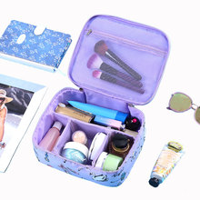 2019 New Multifunction Women's Makeup Bags Travel Cosmetic bag Cases Portable Toiletry Kits Make up Organizer Bag Storage Pouch new travel men organizer cosmetic bags daily essential portable hook make up pouch brand multifunctional woman toiletry bag case