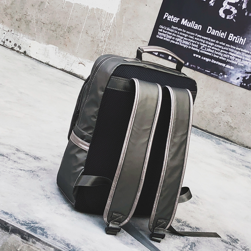 Nylon Vrouwen Reizen Laptop Rugzak Mode Mannen Rugzakken Waterdichte College Bag School Tassen Voor Tienermeisjes Nieuwe 2018 Bagpack-in Rugzakken van Bagage & Tassen op  Groep 2