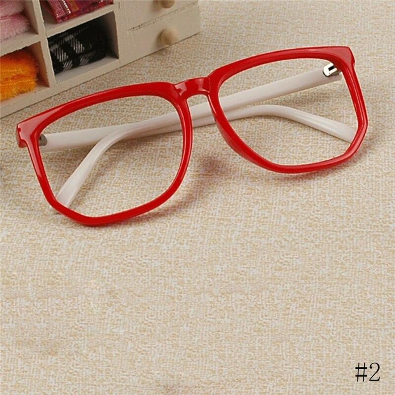 3b4f4bcfde98 2017 New Children Plastic Glasses Frame Boys Girls Eyewear Frames Retro  Fashion Kids Eyeglasses without Glass No Lens 0157-in Eyewear Frames from  Apparel ...