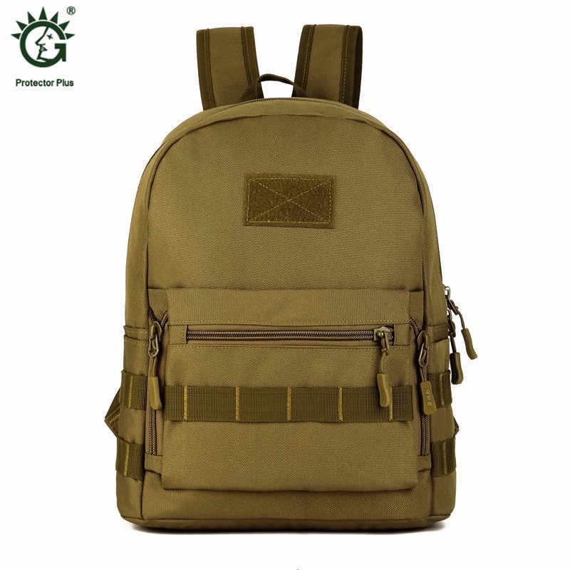 Тактика рюкзак небольшой Крохотные Повседневное сумка Школьный 10L Водонепроницаемый военный рюкзаки K49