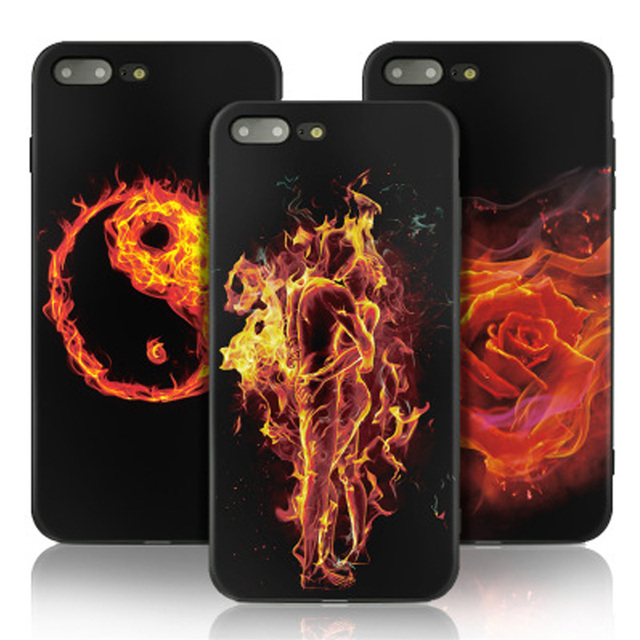 flame phone case iphone 7
