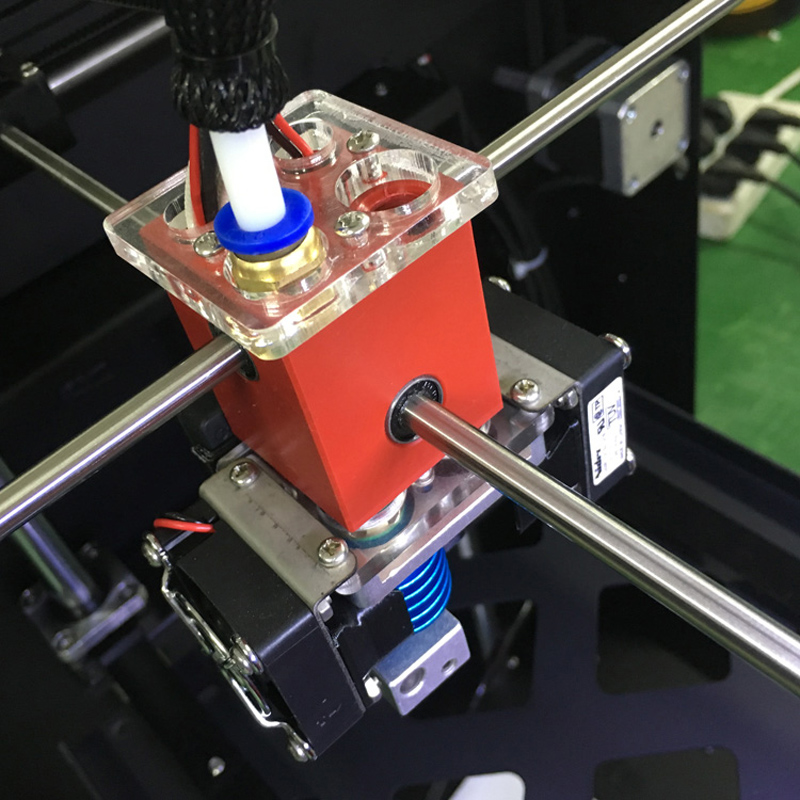 DX01 Single Extruder Build Size 300*250*300 mm Metal Frame 3D Printer - Office Electronics - Photo 4