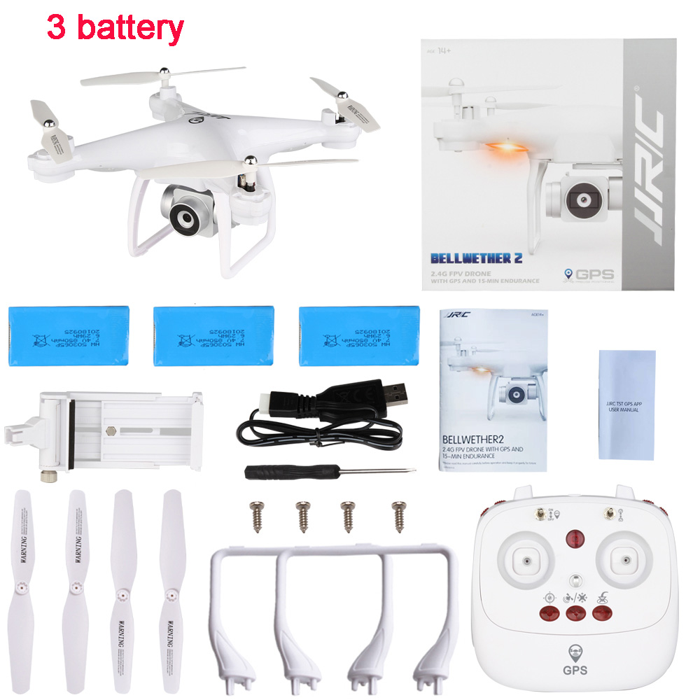 US $119 99 60% OFF|2019 INKPOT Newest Upgrade JJRC H68G Rc GPS Drone With  720P HD 5G Wifi FPV Camera RC Helicopter Professional Drone Quadcopter -in