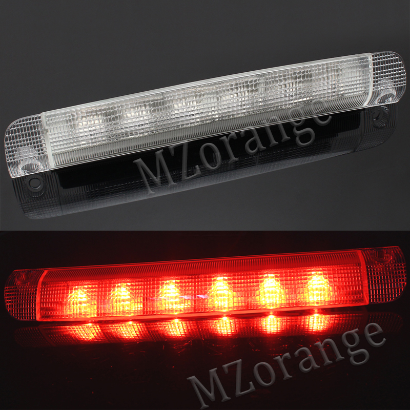 LED Additional Third Brake Light For <font><b>Toyota</b></font> RAV4 2006-2012 For Vios GLS 2008-<font><b>2013</b></font> For <font><b>Highlander</b></font> 2007-2014 For Previa 2012-2016 image