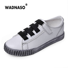 2017 Women's White Flats Casual vulcanize Shoes Shallow Canvas Lazy's Shoes espadrilles For women Vulcaniz Soft Loafers slip-on