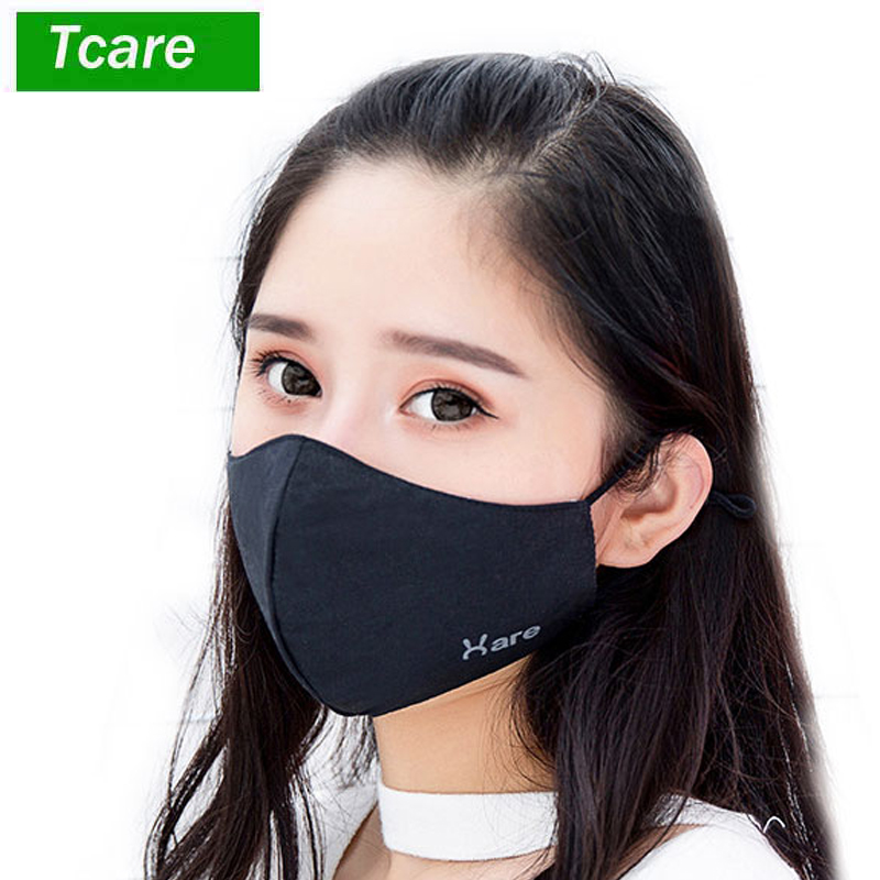 1Pcs Fashion Rabbit Face Mouth Mask Anti Dust Mask Filter Windproof Mouth-muffle Bacteria Proof Flu Face Masks Care Reusable