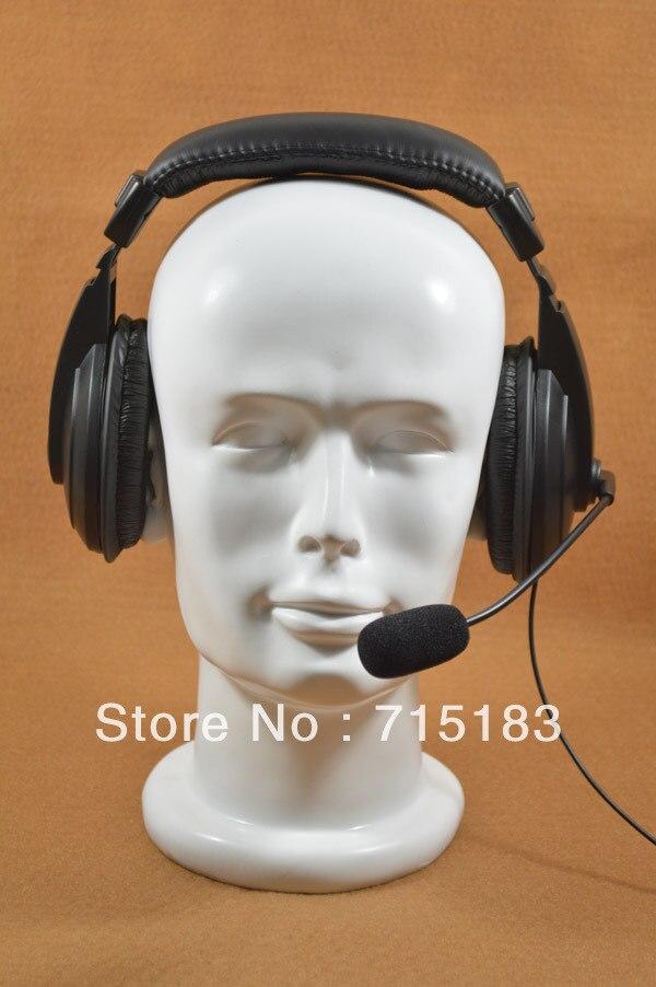 font b Motorcycle b font helmet M Plug Headphone for Motorola GP300 GP88 GP88S GP2000