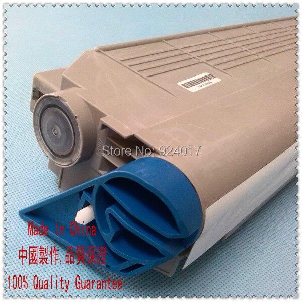 Cartouche de Toner Pour Okidata C9000 C9150 C9200 C9300 C9400 C9500 Imprimante Couleur Pour Oki 41963601 41963602 41963603 41963604 Toner