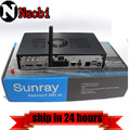 Dm 800se Wifi Interno Receptor de TV Via Satélite Sunray SR4 800SE Sunray sintonizador Triplo DVB-S (S2)/C/T2 Sim 2.10 Enigma2 Decoder