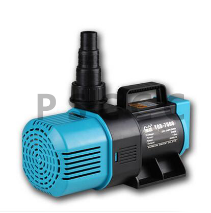 320W 10000L H 9 5m Large flow waterscape wall sewage sump water well pump Seafood pool