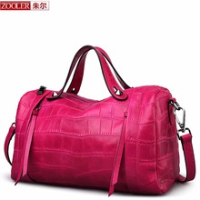 ГОРЯЧАЯ Новая женская кожаная сумка ZOOLER сумки сумки женщины известные бренды из натуральной кожи сумка OL стильные сумки Зима новый #3629