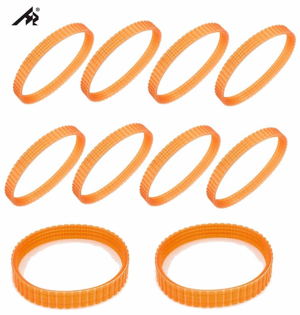 10Pcs Planer Drive Belt For Makita 1900B KP0800 BKP180 N1923B KP0810 225007-7