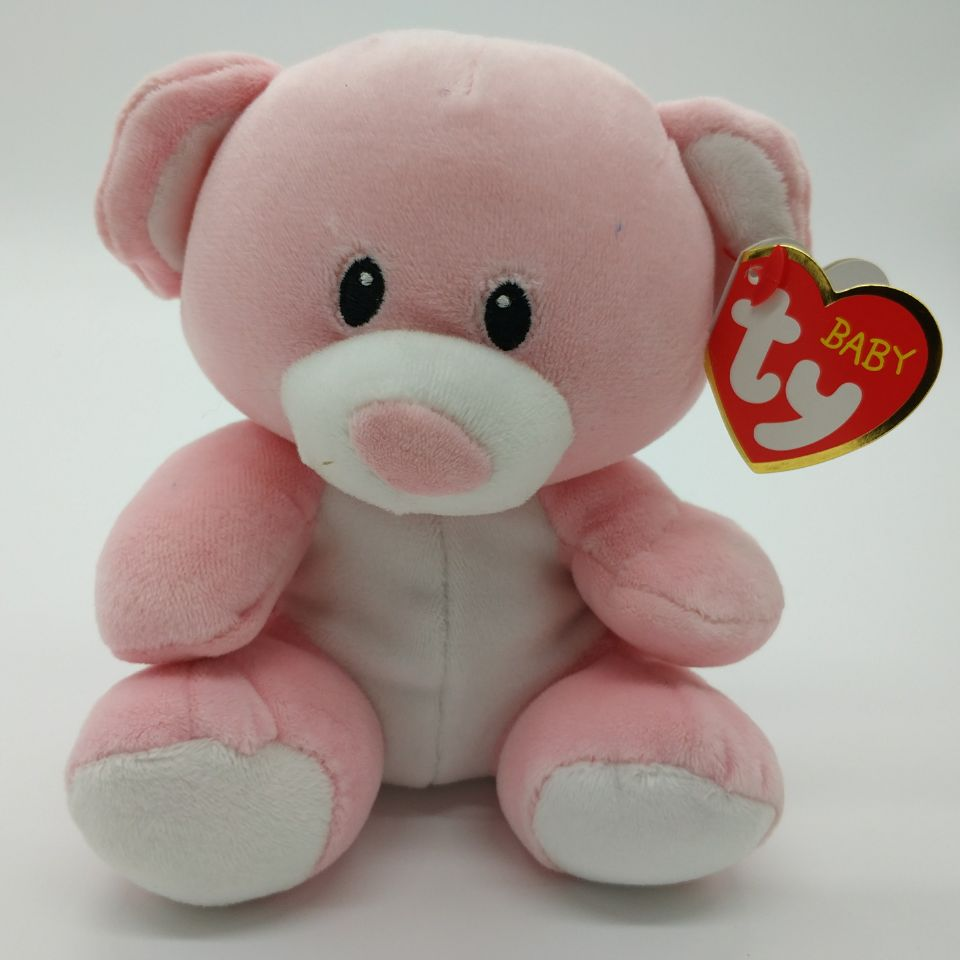 c8c0db268aa Aliexpress.com   Buy Lullaby blue bear princess bear red bear baby TY  collection 15CM Plush Toy Stuffed animals KIDS TOYS Children toy christmas  gift from ...