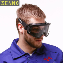 High Quality Safety Goggles Windproof Tactical Goggles Anti-Shock and Dust Industrial Labor Protective Glasses Outdoor Riding 5pcs high quality protection glasses anti shock transparent labor windproof glasses wind dust tactical safety glasses