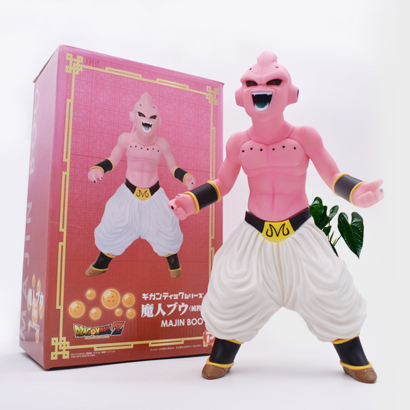 1230 cm Anime Dragon Ball Z  Majin Buu Boo PVC Action Figure Doll Collectible Model Toy Christmas Gift For Children