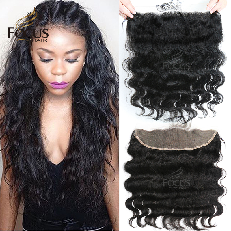 7a Brazilian Lace Frontal Closure 13x4 Body Wave Ear To