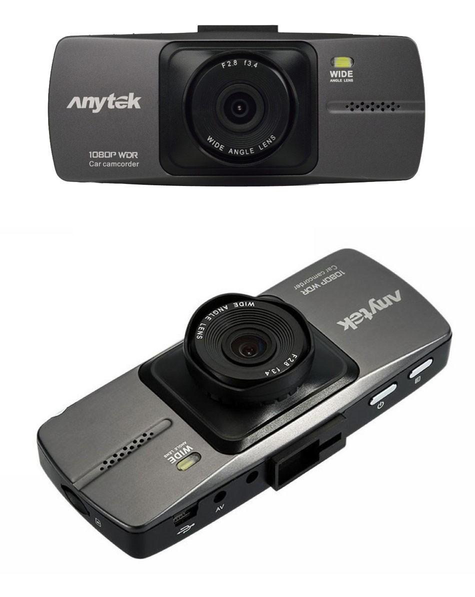 Anytek Dash Cam A88 2.7 Inch DVR Full HD 1080P Car Camera Novatek 96220 Parking Monitor Registrator Video Recorder Night Vision DVRS -04