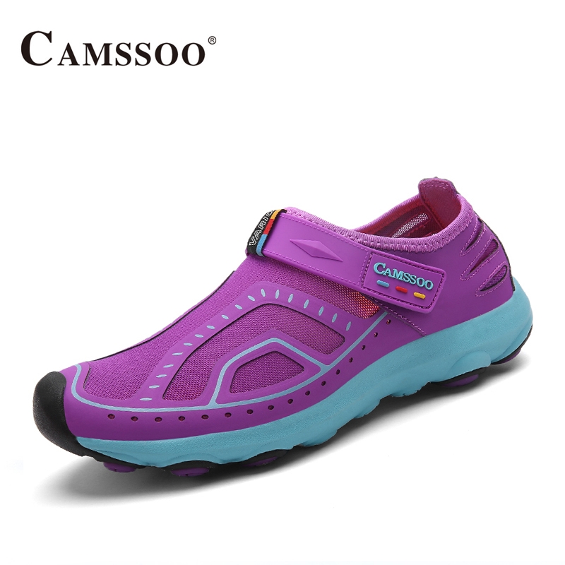 Camssoo Women Upstream Shoes New Arrival High Quality Sneakers Platform Outdoor Breathable Trainers Size Eu 36-40 AA40350
